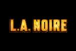 LA Noire Logo black