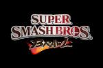 Super Smash Bros Brawl Logo black