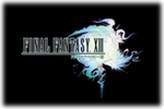 Final Fantasy XIII Logo black