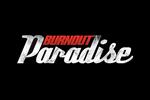 Burnout Paradise Logo black