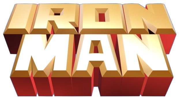 Iron Man Comic Logo Iron Man Logo 04 Jpg