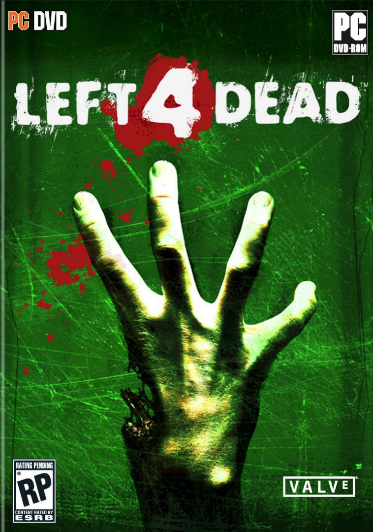 left 4 dead cover pc Left 4 Dead imagenes , informacion, trucos !!