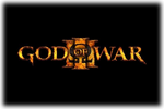 God of War III Logo black
