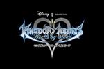 Kingdom Hearts Birth by Sleep Logo black