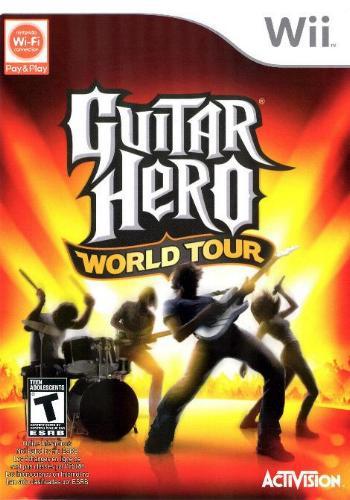 Guitar Hero World Tour Hyperspeed Ps