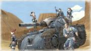 El tanque Edelweiss. Factor decisivo en casi todas las batallas.