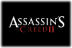 Assassin's Creed II Logo black