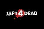 Left 4 Dead Logo black