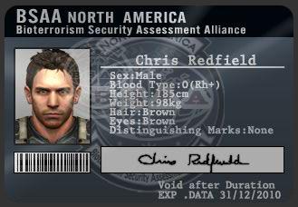 Resident Evil 5 Resident-evil-5-chris-redfield