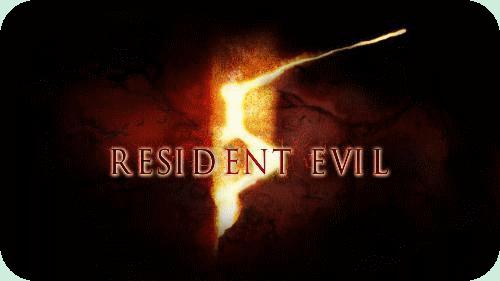 Los requerimientos de Resident Evil 5 Resident-evil-5-logo-9-black