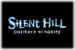 Silent Hill Shattered Memories Logo black