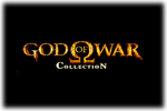 God of War Collection Logo black