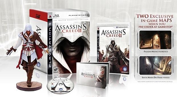 Ubi revela las ediciones especiales de Assassin's Creed II Assassins-creed-ii-limited-edition