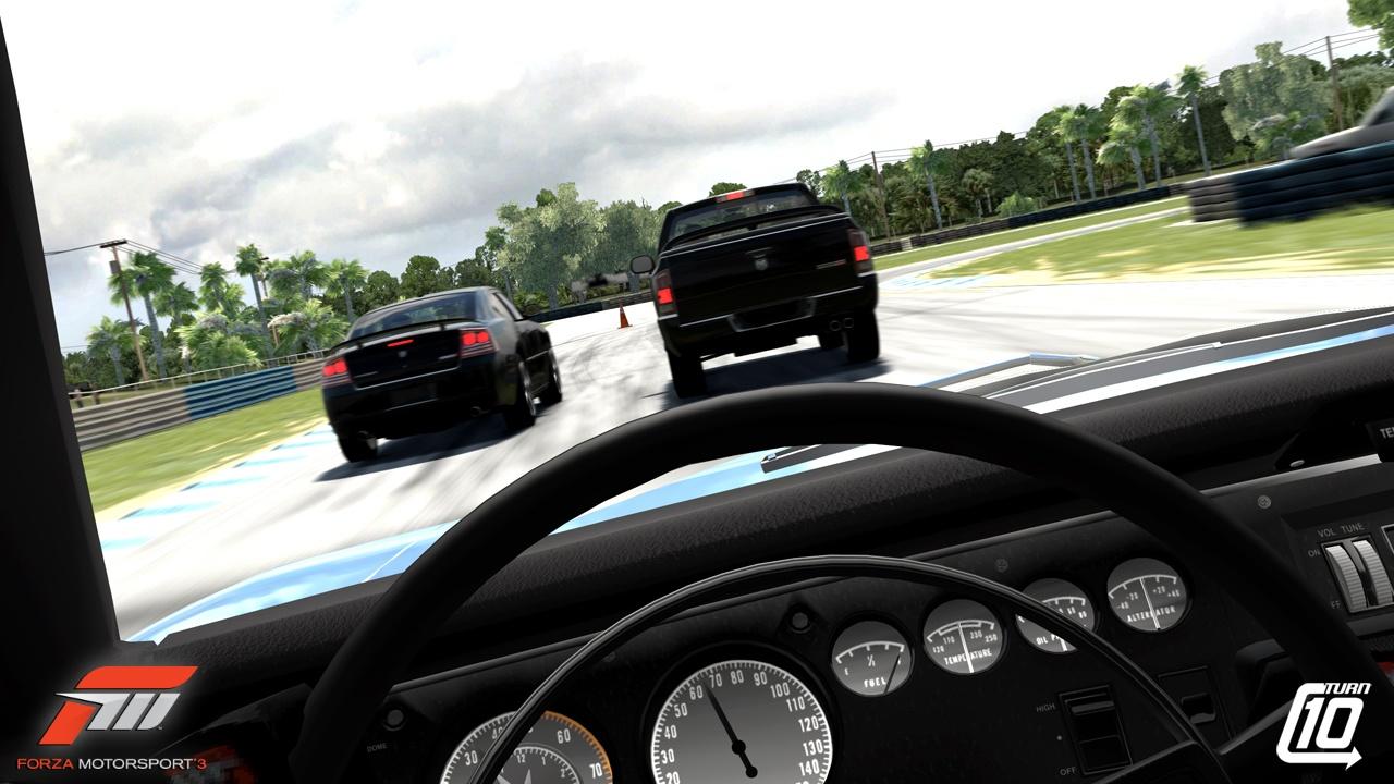 Turn 10 Revela El Drag Racing Y Once Autos Americanos Para Forza 3