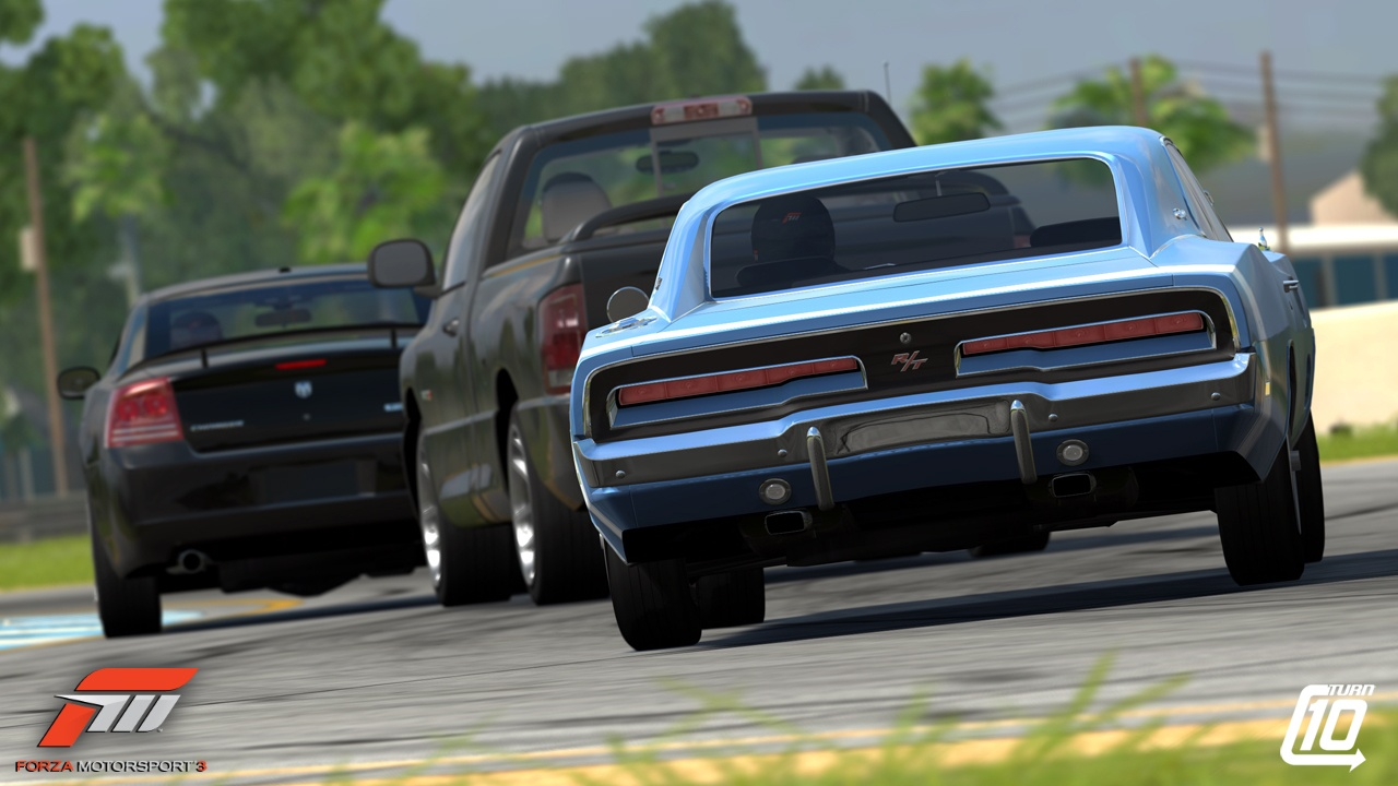 Turn 10 Revela El Drag Racing Y Once Autos Americanos Para Forza 3