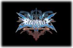 BlazBlue Continuum Shift Logo black