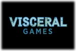 Visceral Games logo black