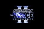 Star Wars The Force Unleshed II Logo black