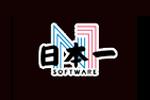 Nippon Ichi Software Logo black
