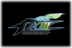 The King of Fighters XIII Logo black