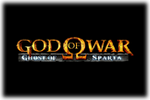 God of War Ghost of Sparta Logo black