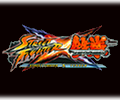 Street Fighter X Tekken Logo black