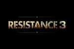 Resistance 3 Logo black