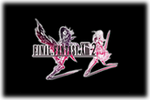 Final Fantasy XIII-2 Logo black