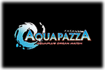 AQUAPAZZA - Aquaplus Dream Match Logo black