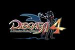 Disgaea 4 - A Promise Unforgotten Logo black