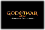 God of War Origins Collection Logo black