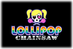Lollipop Chainsaw Logo black