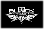Black Rock Shooter Logo black