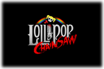 Lollipop Chainsaw Lobo West black