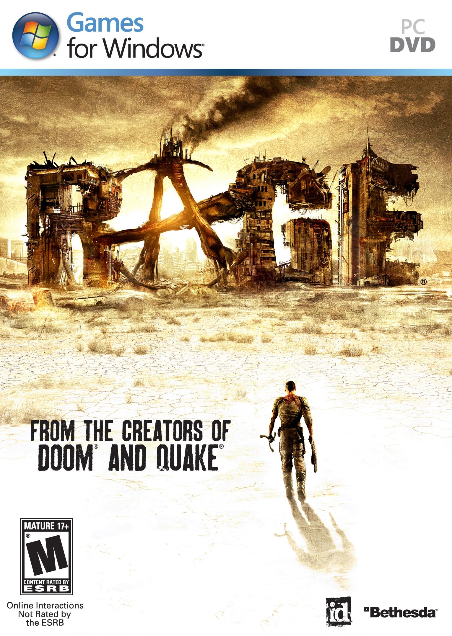 [PC] Rage, Requisitos y mas