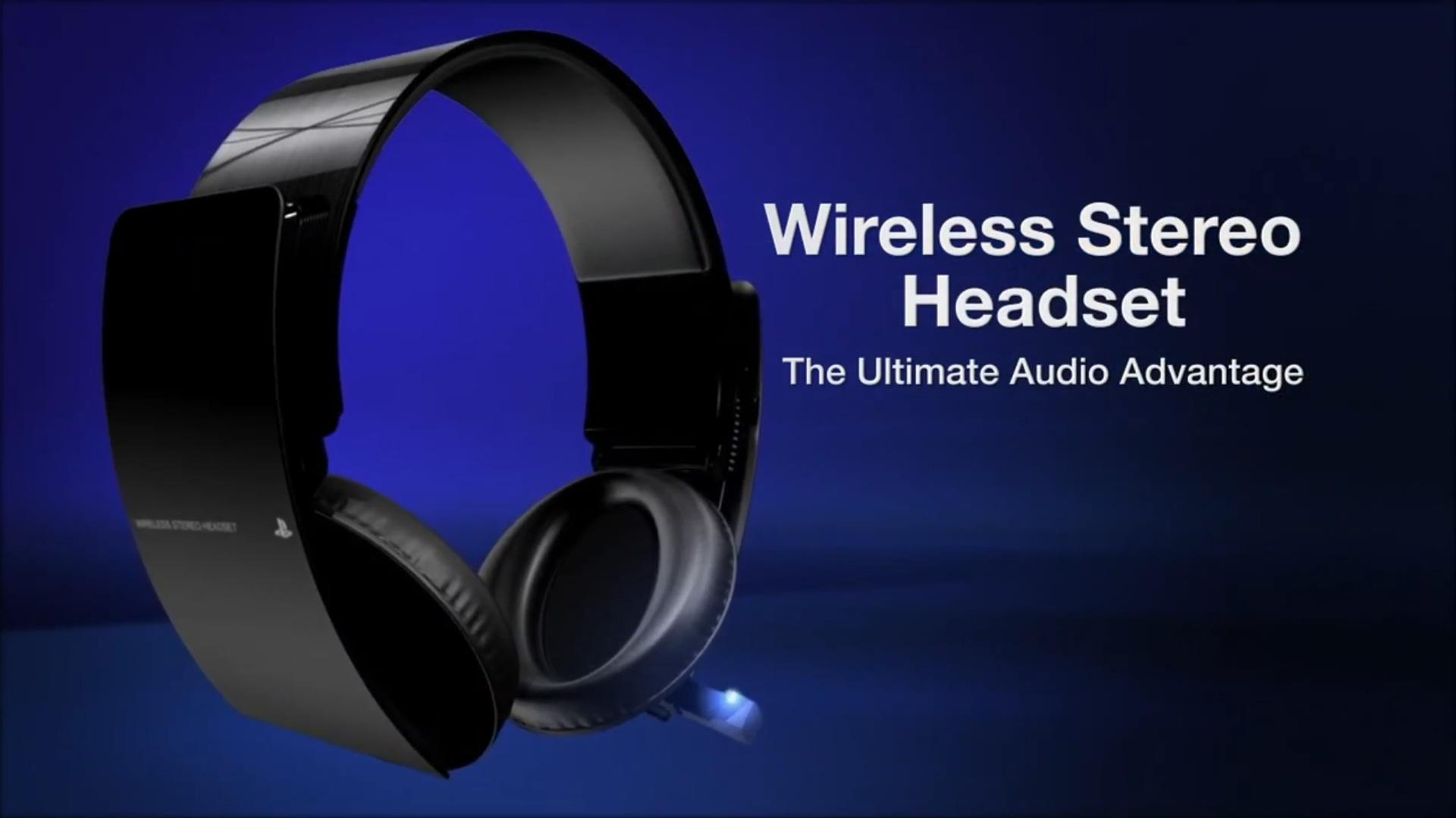 aud u00edfonos pulse ps3 wireless stereo headset 7 1 play3 pc