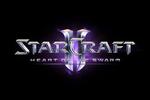 StarCraft II Heart of the Swarm Logo black