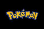 Pokemon Logo black