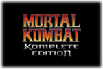 Mortal Kombat Komplete Edition Logo black