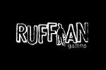 Ruffian Games Logo black