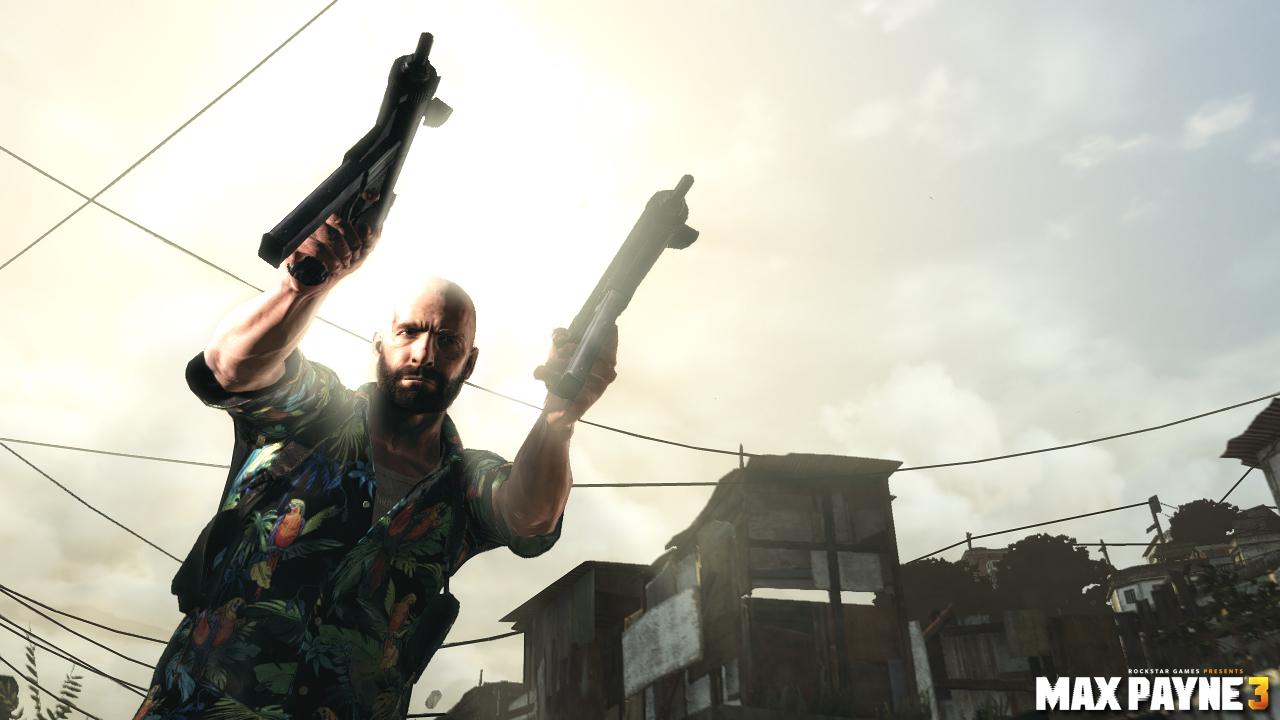 [info] Max Payne 3: el trailer de las Subametralladoras!