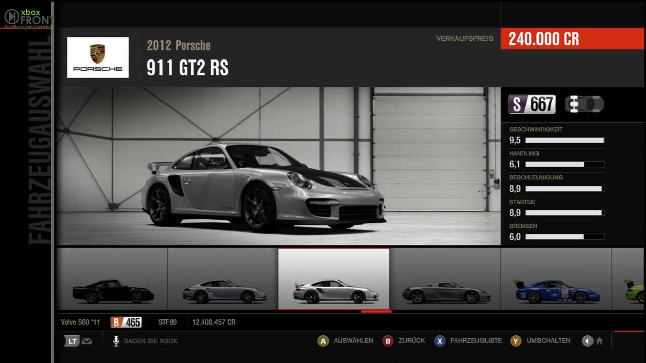 Forza 4 El Pack De Expansi 243 N Porsche Ya Est 225 Disponible