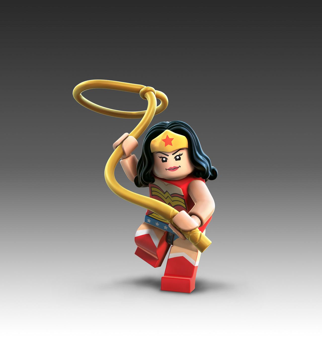 Lego batman 2 dc super heroes estrena trailer y nos revela su mundo