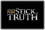 South Park The Stick of Truth Logo black