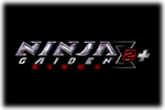 Ninja Gaiden Sigma 2 PLUS Logo black