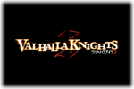 Valhalla Knights 3 Logo black