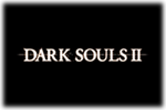 Dark Souls II Logo black