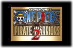 One Piece Pirate Warriors 2 Logo black