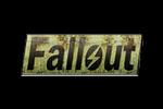 Fallout Logo black