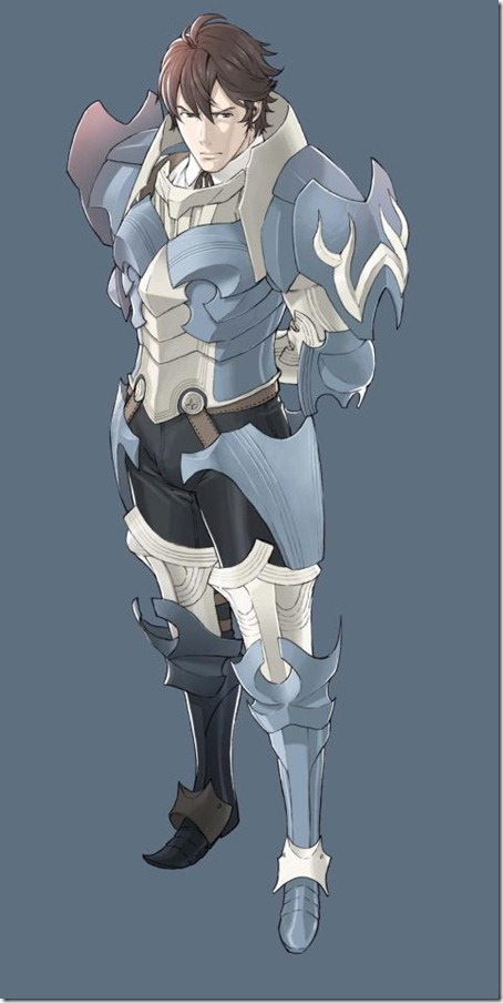 Fire Emblem Awakening - Artwork  - Fred